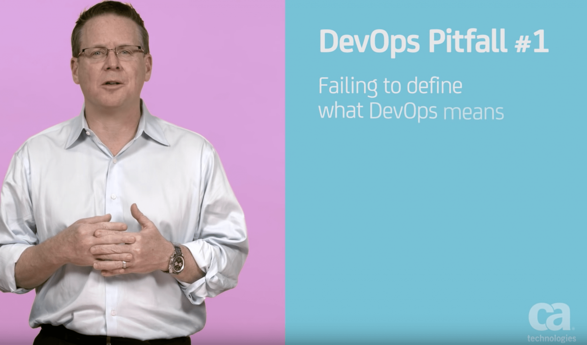 CA Technologies DevOps