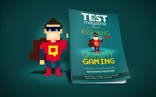TEST Magazine agile March
