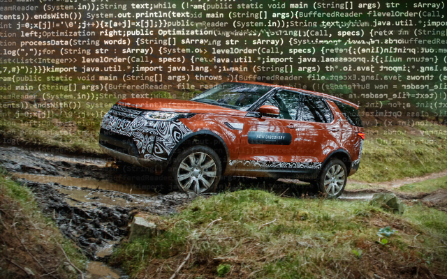 land rover cyber security