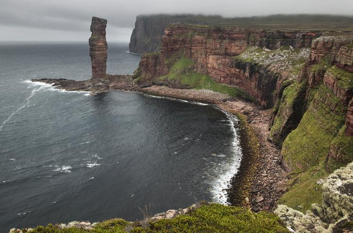 Scotland's sea